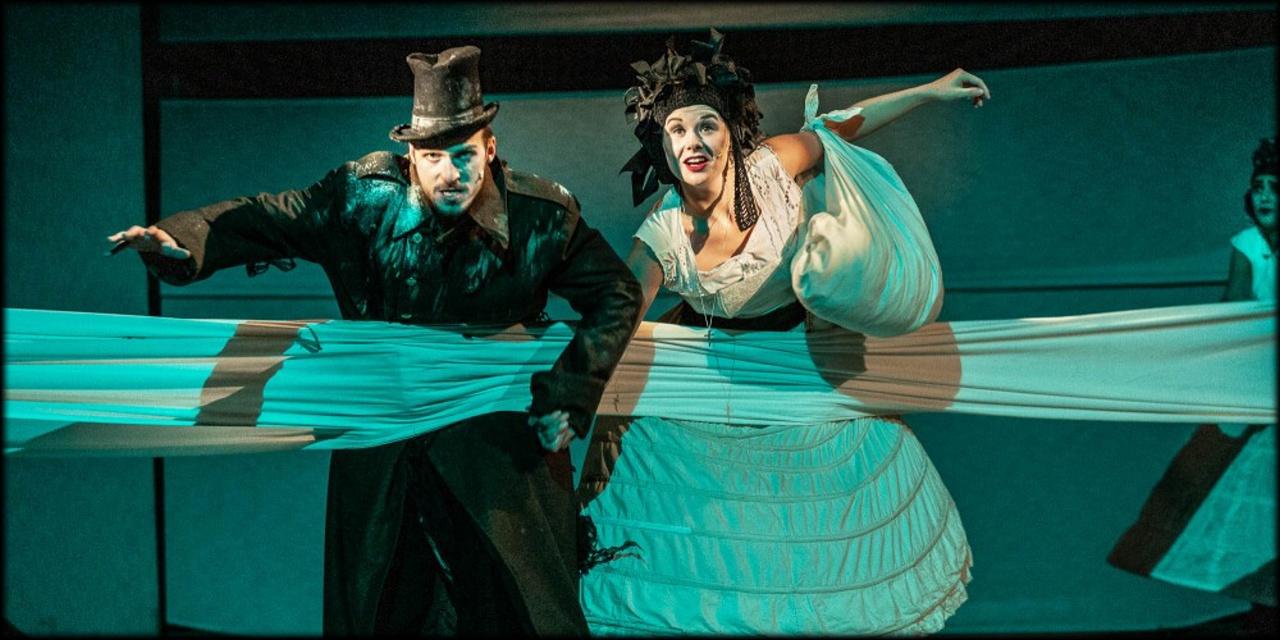 Kytice v Klicperově divadle